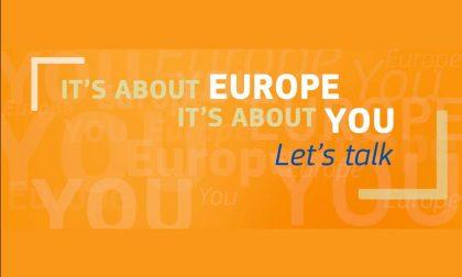 Citizens' Dialogues, a Pioltello Commissione europea e ANCI Lombardia dialogano con i cittadini