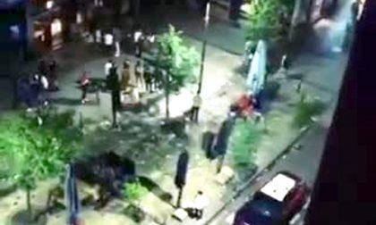 Accoltellamento nel centro di Milano: arrestato figlio del capo ultrà dell'Inter VIDEO