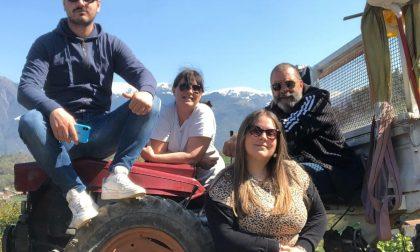 """I """"pionieri"""" Francesca e Giovanni, l'Agriturismo """"Serec"""" e quella scelta che ha cambiato la loro vita"""
