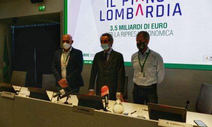 Piano Lombardia: 3,5 miliardi per il rilancio della regione