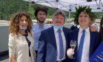 Dario Domenighini, la famiglia e la sua azienda C.M.A Sistemi Antincendio