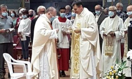 Ponte di Legno ha accolto il nuovo parroco: l'ingresso di don Nana