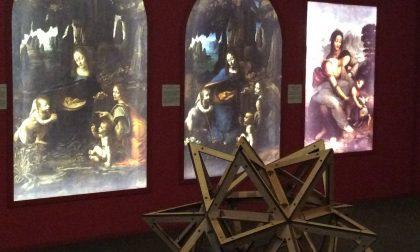 Alla Mostra 3d di Leonardo arriva la Viola Organista, realizzata seguendo gli schizzi dell'artista