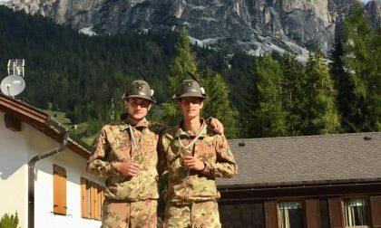 Elia Bressanelli, 24 anni, da Sellero al reggimento Alpini Vipiteno