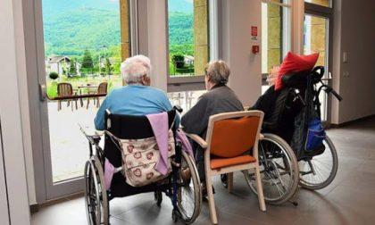 RSA lombarde ancora off limits: 60mila anziani lontani dai parenti