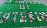 Il Tappeto di Caterina, 700 'mattonelle' realizzate a mano da centinaia di donne per lo Spazio Autismo
