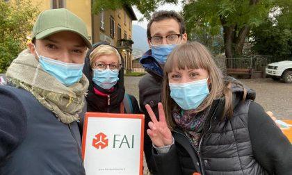 1183 visite alle 'Giornate d'autunno' del Fai. Boom di richieste per gli ex Sanatori