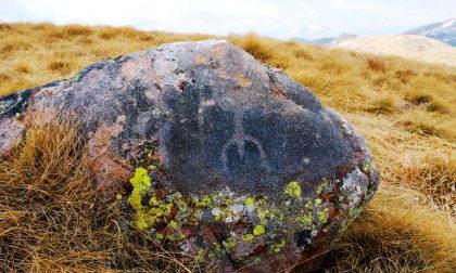 """Tracce preistoriche a Montecampione, l'archeologo Ausilio Priuli: """"Mai trovato arte rupestre a 1800 metri"""""""