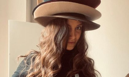 Maria e quella passione per i cappelli