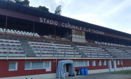 Breno Calcio, al Tassara poltroncine nuove