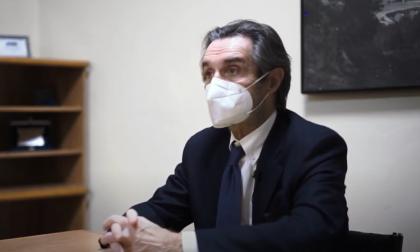 Lombardia e pandemia: l'intervista al Presidente Fontana