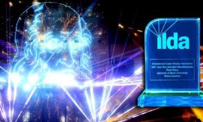 Marco Inselvini e Kevin Vielmi si aggiudicano il più importante premio al mondo nel settore laser