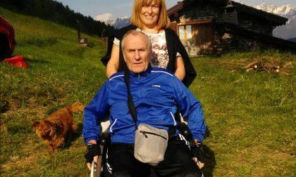 Simona racconta papà Giacomo, un proiettile nella schiena, la paralisi, la sua forza e quei cacciatori…