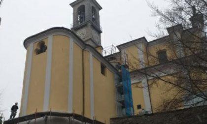 Dopo la parrocchiale, si sistema la chiesetta dei Disciplini