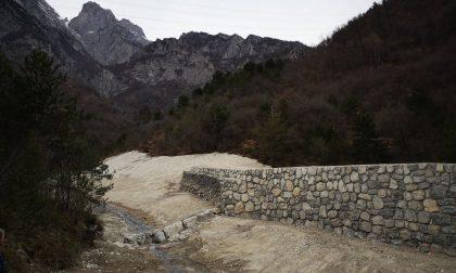 Lavori al torrente Fossato, fognature, depuratore e rifacimento dei muri di sostegno: i cantieri al via