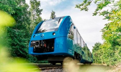 La rivoluzione dei treni all'idrogeno
