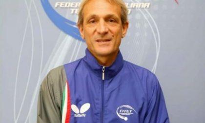 Maurizio Gatti premiato con la 'Palma di Bronzo del Coni'