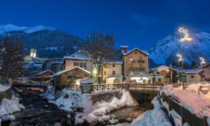 Quella poesia soffice impastata di neve che veste di magia Ponte di Legno