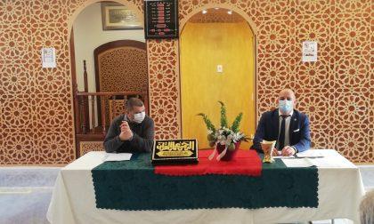 Dentro la Moschea di Rogno
