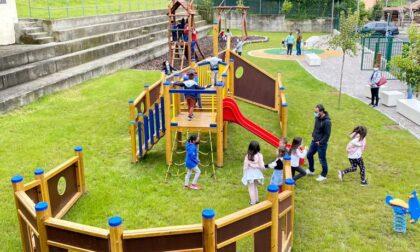 Da area abbandonata a ritrovo per le famiglie: inaugurato il parco giochi