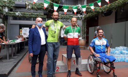 Mirco Bressanelli è vice campione italiano nel ciclismo