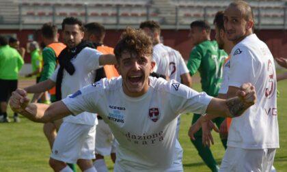 Mattia Pelamatti e l'amore per il calcio