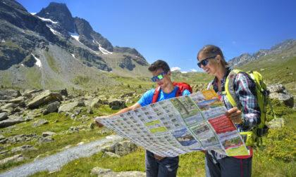 Estate sulle montagne di Lombardia