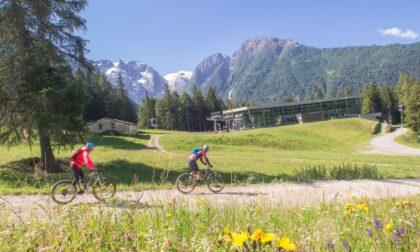 Dentro l'incanto delle montagne con gli E-bike days