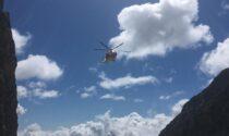 Cima Presanella: alpinista precipita in un canalone e muore