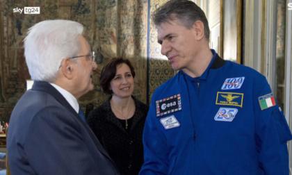 L'astronauta Paolo Nespoli racconta la sua lotta contro un tumore al cervello