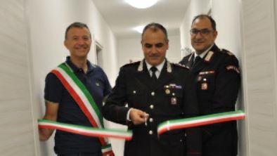 Ecco la nuova caserma dei carabinieri e a novembre trasloco per la Guardia di Finanza