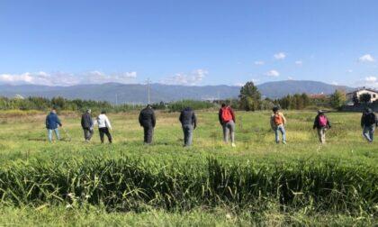 """Primo weekend di caccia al meteorite in Toscana, ma di """"kriptonite"""" niente..."""