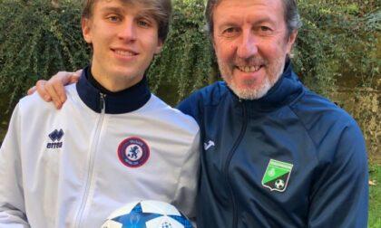 """Mister Luca Inversini: """"Il calcio, la scuola e i Pink Floyd. I miei figli, Davide che segue le mie orme. Il mio sogno per il Darfo..."""""""